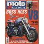 Moto & Técnica N°50 Boss Hoss V8 Honda Blackbird Husqvarna