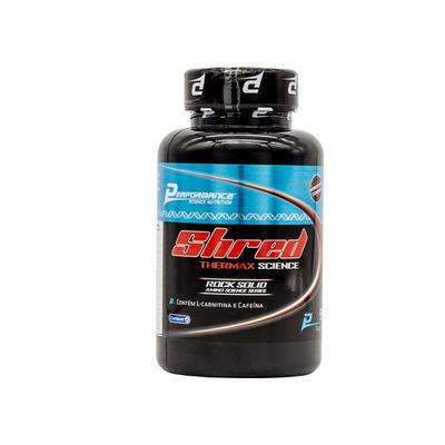 Shred Thermax Cafeína + L-Carnitina (90 Tabletes) Performance - Tr00050