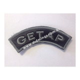 Patch / Distintivo Bordado GETAP - U