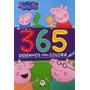 Livro Peppa Pig 365 Atividades Para Colorir