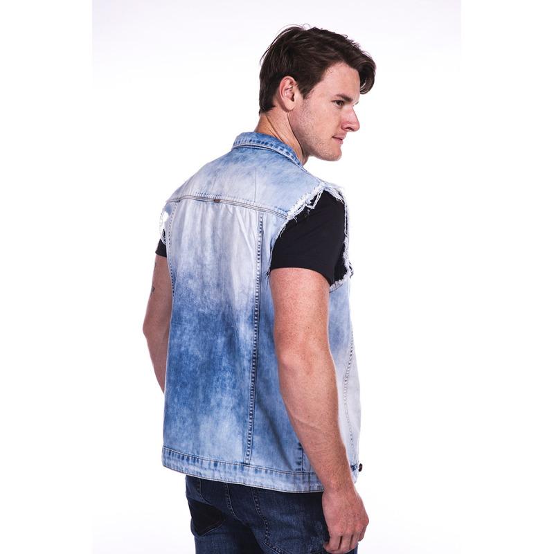 Colete Jeans Long Island TS
