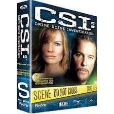 Dvd Csi:crime Scene Investigation Sexta Temporada Vol.2 Original