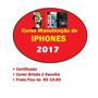 Curso De Manutenção De Iphones 2017 Certificado brinde I7