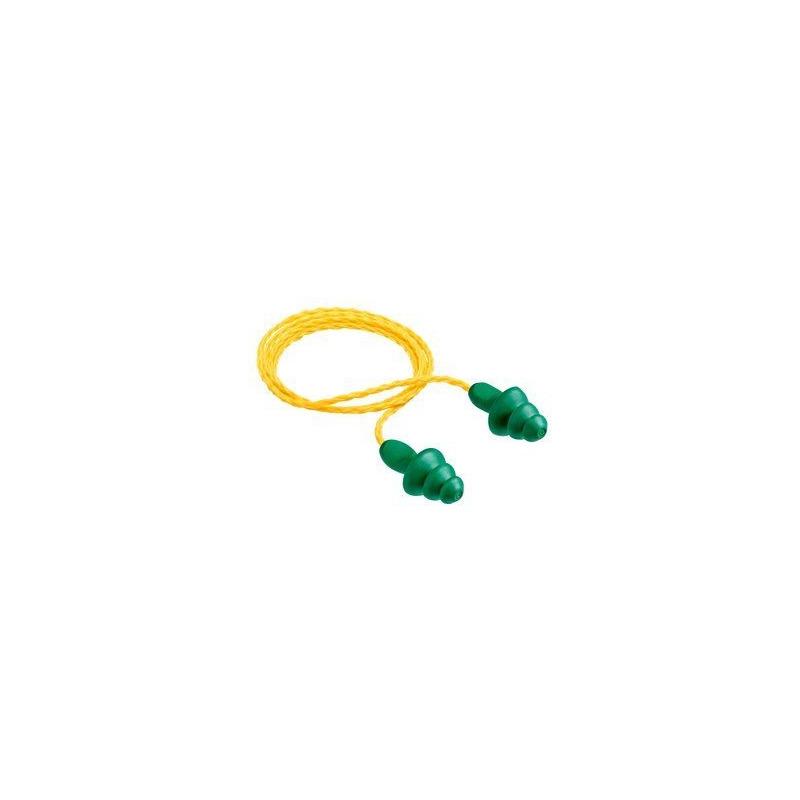 Protetor 3M Aur. de Elastômero/Cordão Poliester 1291