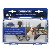 Kit 48 peças Dremel Cortar e Esmerilhar Ref.685-01