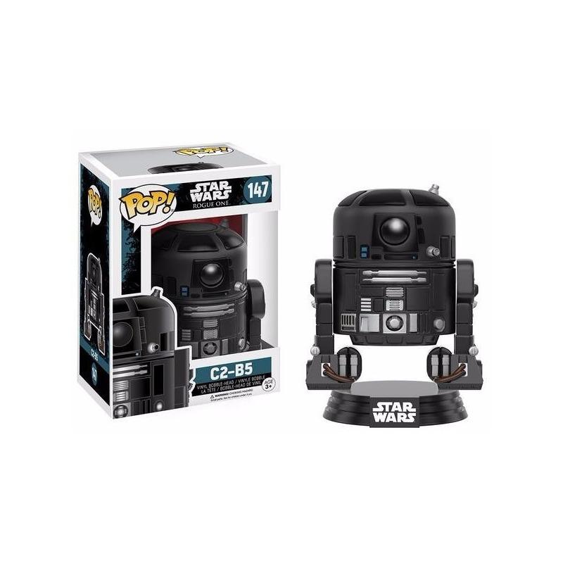 C2-b5 Pop Funko - C2b5 Droid Robô - Rogue One - Star Wars