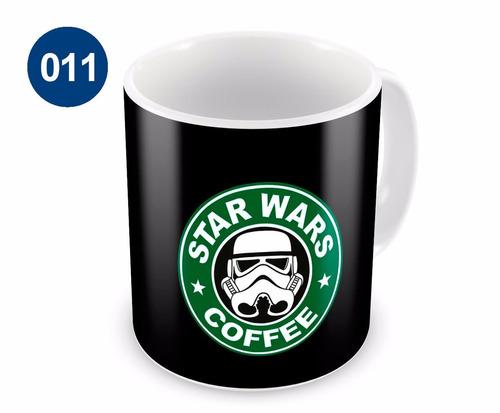 Caneca de Porcelana Star Wars - Coffe