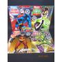 Revista 9 Volumes Coleção Super heróis