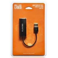 CABO ADAPTADOR USB 2.0 MACHO RJ45 FEMEA PLUSCABLE ADP-001BK