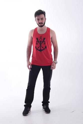 Camiseta Regata Masculina Flamengo Ancora