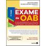 Exame Da Oab Unificado 1ª Fase 9ª Ed. 2019
