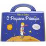 Kit O Pequeno Príncipe Mala De Leitura Com 8 Fantoches