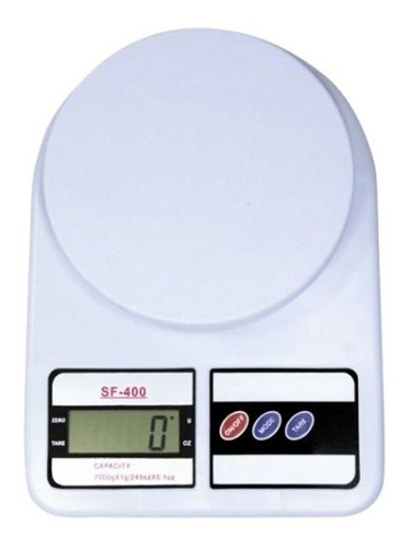 Mini Balança Digital De Precisão 1g À 10kg Cozinha Comercio Original