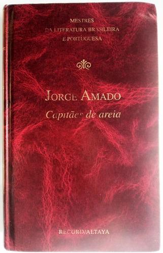 Mestres Da Literatura Brasileira: Capitães De Areia Original
