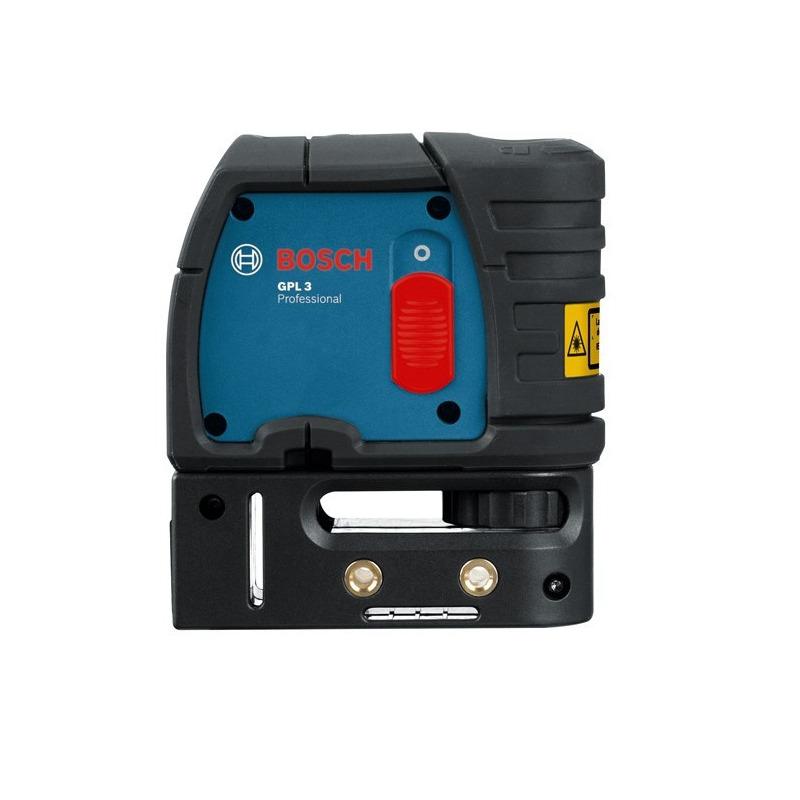 Nível Autonivelante à Laser 3 Pontos Profissional - GPL 3 - Bosch