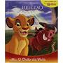 Livro Com 10 Miniaturas O Rei Leao O Ciclo Da Vida