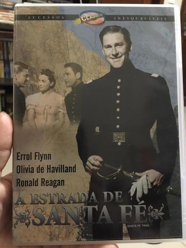 Dvd A Estrada De Santa Fé Original
