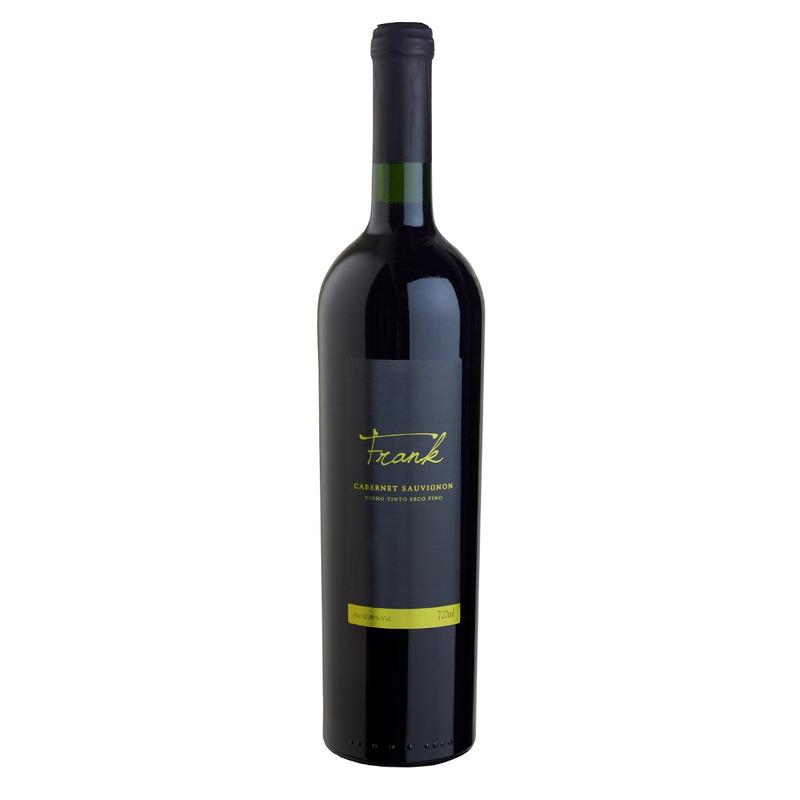 Vinho Fino Tinto Cabernet Sauvignon 720ml - Frank