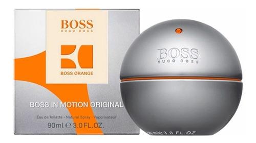 Promoção Boss In Motion 90ml Eau De Toilette Original