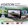 Gps Foston Fs470dt Tela 4, 3 Touch Screen Usado