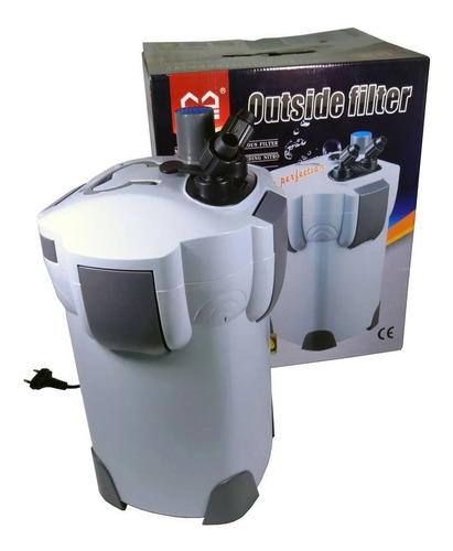 Filtro Canister Sunsun Hw-402a 1000 L/h P Aquários Filtragem Original