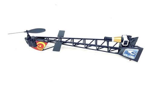 Cauda Com Motor Para Helicóptero H-18 Fenix Original
