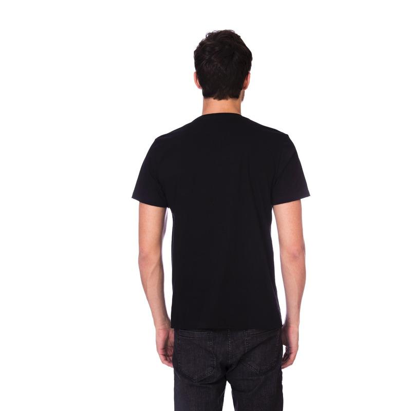 Camiseta Long Island Rock Preta