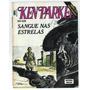 R514 Ken Parker Kit 1 C/ 6 Revistas Ed Vecchi Veja Descrição