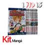 Nanatsu No Taizai Seven Deadly Sins, Mangá Volume 1 Ao 15