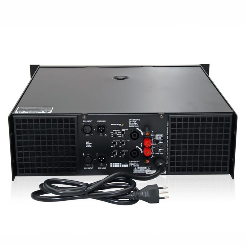Arcano Potencia Amplificador Arc-pdw13 5400 Watts 220v