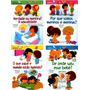 Livros Coleção Biblioteca De Iniciação Sexual (4vol)