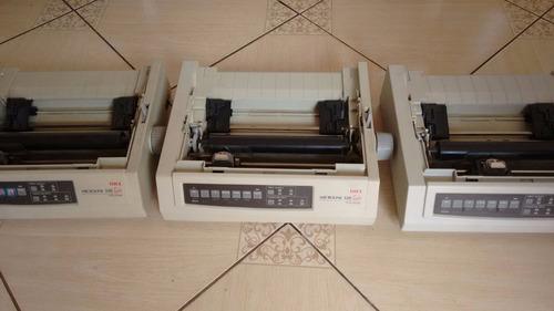 Impressora Matricial Okidata 320 Microline