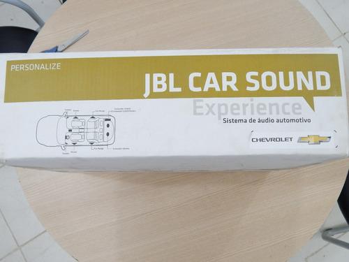 Kit Jbl Auto Falantes E Modulo Cruze Original Gm 52103517