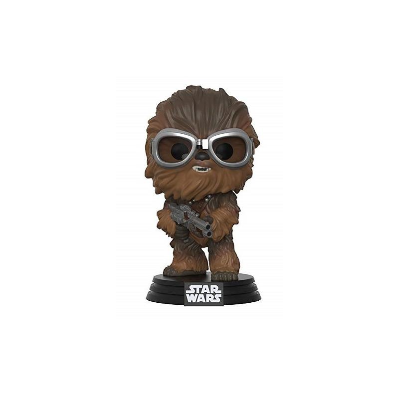 Chewbacca Goggles Pop Funko #239 - Han Solo - Uma Estória Star Wars