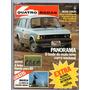 Revista 4 Quatro Rodas Nº 237 Teste Caravan Landau 1980