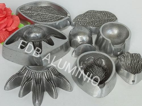 Frisador Aluminio Eva Rosa, G , Frisador Pétala + Botão Original