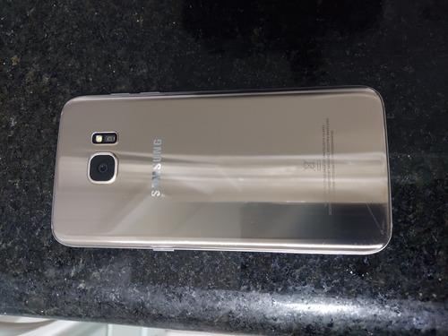 Samsung S7 Edge 32 Dourado Excelente Estado Original