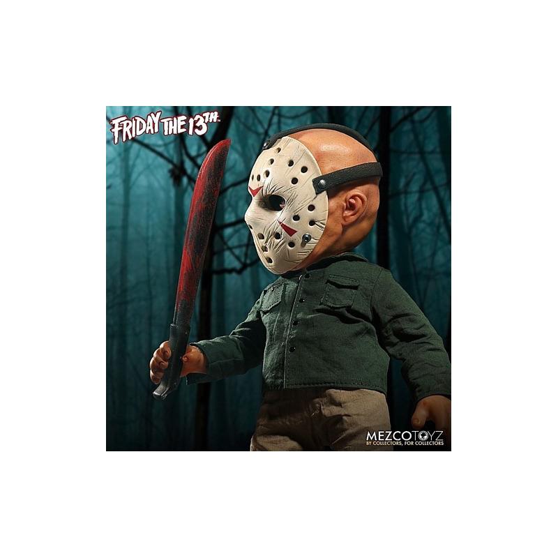 Boneco Jason Mezcotoyz - Friday The 13th - 38 Cm