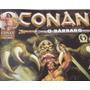 Revista Conan O Bárbaro Nº 64 A Bruma Sombria Da Stygia