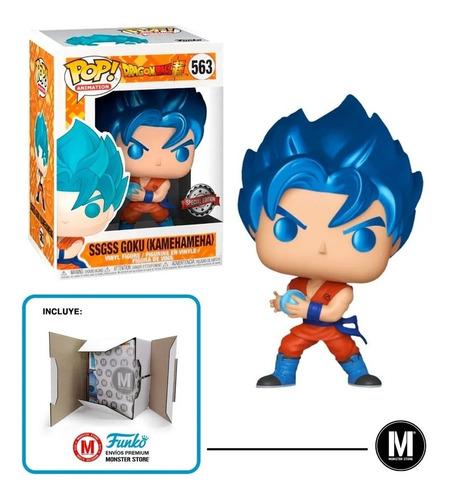 Dragon Ball Periférico Jóias Chapeamento Azul Cabelo Goku Original