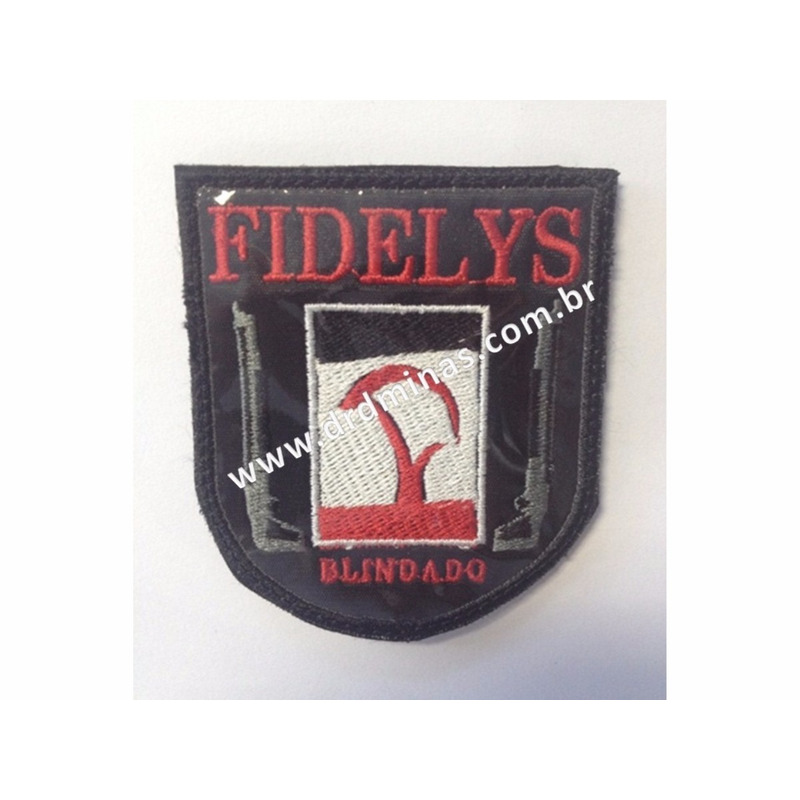 Distintivo Bordado FIDELYS