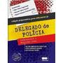 Delegado De Policia 1ª Ed Criminologia E Medicina
