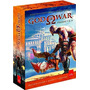 Box Com 2 Livro God Of War Vol. 1 E 2 Pronta Entrega