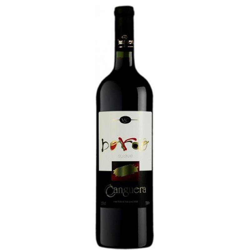 Vinho Tinto Suave Bordô 720ml - Canguera