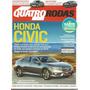Revista Quatro Rodas 678 Honda Civic