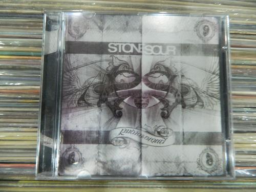 Cd - Stone Sour - Audio Secrecy Original