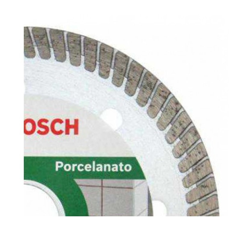 DISCO DIAMANTADO TURBO FINO 105MM EXPERT BOSCH