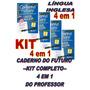 Coleçao Cadeno Do Futuro Ingles 6 Ao 9 Ano Do Professor