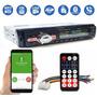 Rádio Automotivo Bluetooth Celular Mp3 Pen Drive Sd Controle