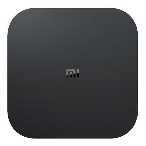 Xiaomi Mi Box S 4k 100%  C/ Nf Pronta Entrega Original